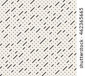 vector seamless pattern. modern ... | Shutterstock .eps vector #462365665