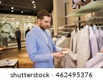 sale  shopping  fashion  style... | Shutterstock . vector #462495376