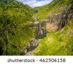 aerial top view perspective of... | Shutterstock . vector #462506158