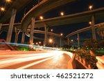 architecture of mega bhumibol... | Shutterstock . vector #462521272