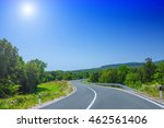 Beautiful Asphalt Freeway ...