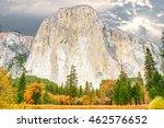 The Yosemite Valley Monolith...