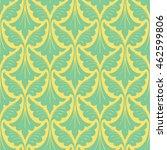 ornamental pattern seamless