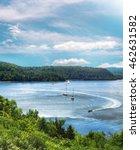 Lake Champlain On A Beautiful...