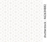vector seamless pattern. modern ...   Shutterstock .eps vector #462634882