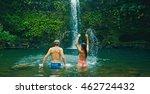attractive adventurous young...   Shutterstock . vector #462724432
