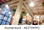 blurry scene of lights and... | Shutterstock . vector #462734992