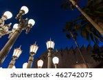 los angeles  ca   april 25 ... | Shutterstock . vector #462742075