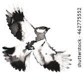 black and white monochrome... | Shutterstock . vector #462775552