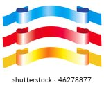 ribbons | Shutterstock . vector #46278877