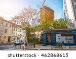France. Paris. Moulin De La...
