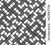 trellis. seamless tiled... | Shutterstock .eps vector #462885706