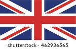 flag of great britain | Shutterstock .eps vector #462936565