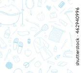 vector seamless patten.... | Shutterstock .eps vector #462940996