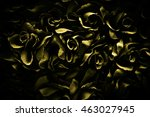 backdrop of gold and black... | Shutterstock . vector #463027945