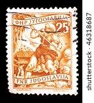 yugoslavia   date unknown  a... | Shutterstock . vector #46318687