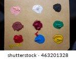paint   Shutterstock . vector #463201328