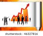 business people   Shutterstock .eps vector #46327816