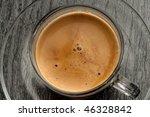 cup of coffee | Shutterstock . vector #46328842