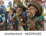 recife   clay sculpture... | Shutterstock . vector #463296182