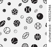 seamless pattern background of... | Shutterstock .eps vector #463312466