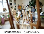 Young Artists Busy With...