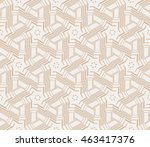 beige tones. abstract mirror... | Shutterstock . vector #463417376