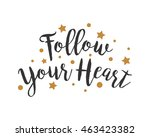 follow heart icon 4 | Shutterstock .eps vector #463423382