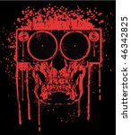 the dj | Shutterstock .eps vector #46342825