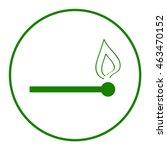 safety match | Shutterstock .eps vector #463470152