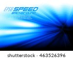 abstract vector motion blur