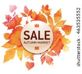 Golden Autumn  Seasons Sale ...