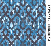 faux fabric pattern seamless... | Shutterstock .eps vector #463631585