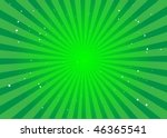 Lined Green Background