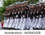 washington  d.c.   may 30  2016 ... | Shutterstock . vector #463663328