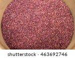 red nut in the bucket | Shutterstock . vector #463692746