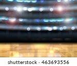 3d rendering gymnasium... | Shutterstock . vector #463693556