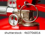 fire extinguisher | Shutterstock . vector #463706816