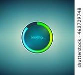 progress loading icon with...