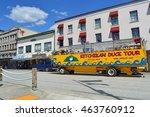 Ketchikan Duck Tour Trolley Bu...