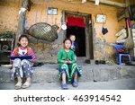 hagiang  vietnam   apr 16  2016 ...   Shutterstock . vector #463914542