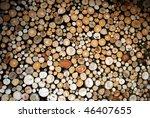 Cut Wood  Firewood Texture