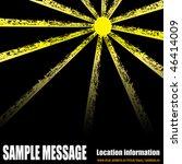 sunny message   Shutterstock .eps vector #46414009