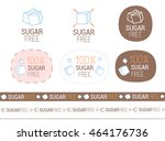 vector sugar free set