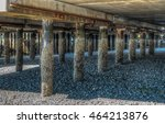 A View From Beneath The Pier A...