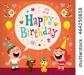 Happy Birthday Kids Greeting...