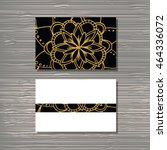 creative template for designer  ... | Shutterstock .eps vector #464336072