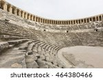 Ruins Of The Roman Amphitheatr...