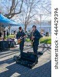 hobart  australia   25 june ... | Shutterstock . vector #464429396