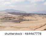 pachacamac  lima   may 10  ... | Shutterstock . vector #464467778